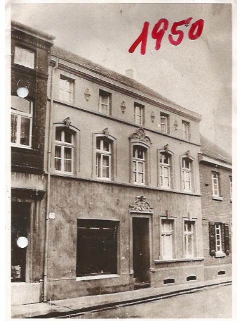 Schuh Kamper Historie 1950